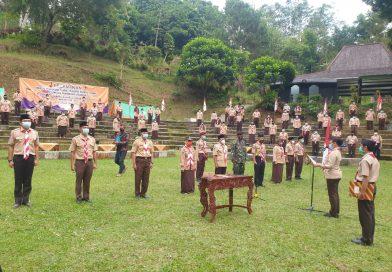 Pelantikan Majelis Pembimbing, Lembaga dan Andalan Cabang  Gerakan Pramuka Kwartir Cabang Kulon Progo
